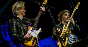 Daryl Hall & John Oates play the Marquee, Cork, July 8th.