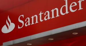 Andrea Orcel is set to launch a €100 million lawsuit against Santander after the Spanish bank withdrew its offer to make him chief executive. Photograph: Edgard Garrido/Reuters