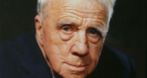 Pulitzer Prize-winning American Poet Laureate Robert Frost: Derry was where Frost wrote much of his early work