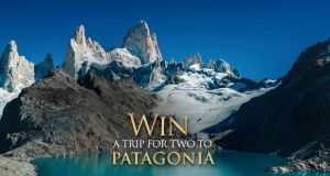 Win a trip for two to Patagonia