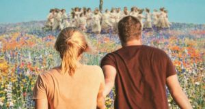 Bring on the dark: Florence Pugh and Jack Reynor in Midsommar