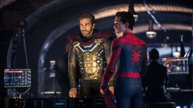 New this week: Jake Gyllenhaal and Tom Holland in Spider-Man: Far from Home