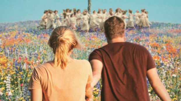 New this week: Florence Pugh and Jack Reynor in Midsommar