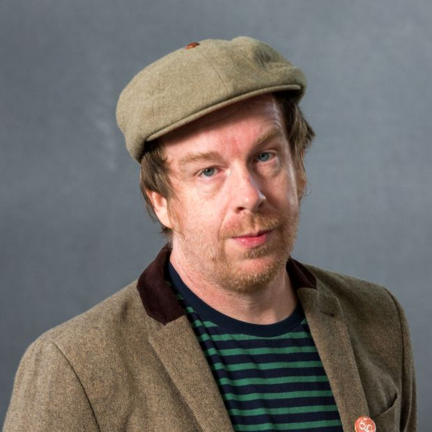 Kevin Barry. Photograph: Roberto Ricciuti/Getty