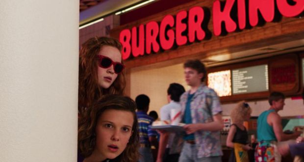 Stranger Things Season 3: The gaudy 1980s, in rich colour