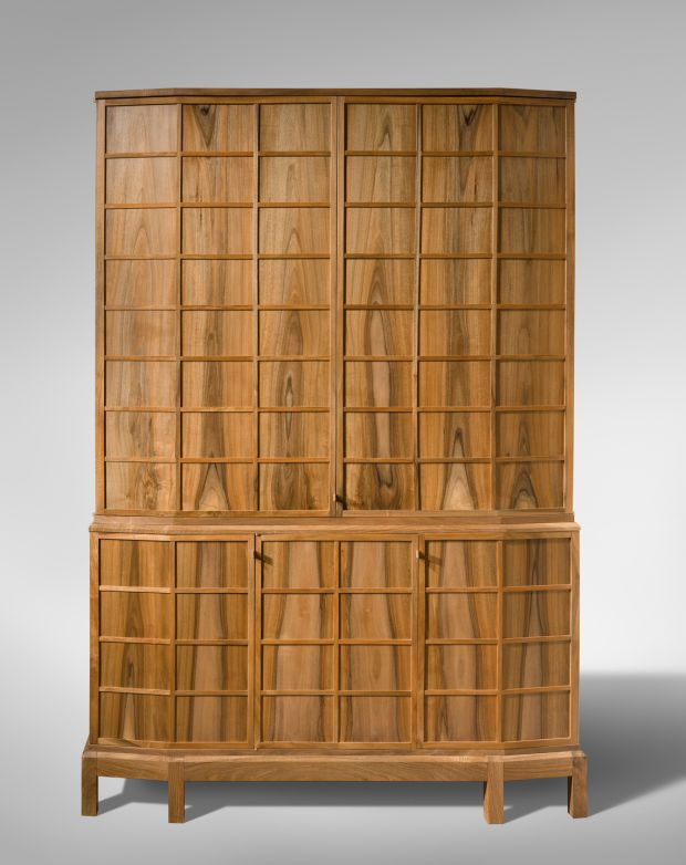 Handmade cabinet by Stevan Hartung, private commission