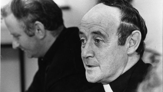 In 1984 the bishop of Clonfert, Joseph Cassidy, announced new pre-marriage preparation 'to reduce the number of broken marriages in Ireland'. Photograph: Matt Kavanagh / The Irish Times