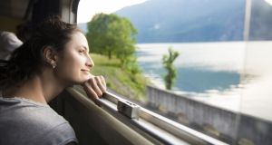 Less stressful than flying: there are clear benefits to taking a train