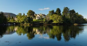 Win a luxury two night stay in Sheen Falls