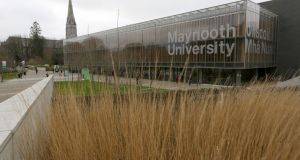 Maynooth University:  concerns over increased enrolment and budgetary constraints. Photograph: Laura Hutton