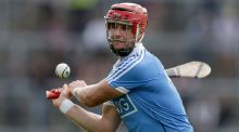 "Dublin's David Treacy: ""It would be foolish to look past Laois because I can tell you now what they are going to bring will be massive."" Photograph: Laszlo Geczo/Inpho"