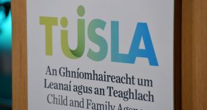 Tusla social workers focused on Cathy's parenting issues. She entered a detox unit when Ray was three. Photograph: Alan Betson