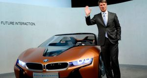 BMW's chief executive Harald Krüger has quit days before a board meeting that was due to decide his future