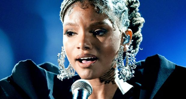 Halle Bailey's casting as the Little Mermaid drove internet