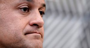 "Taoiseach Leo Varadkar was scheduled to meet church leaders the day after comparing Micheál Martin to a ""secretly sinning priest"". Photograph: Kenzo Tribouillard/ARP/Getty Images"