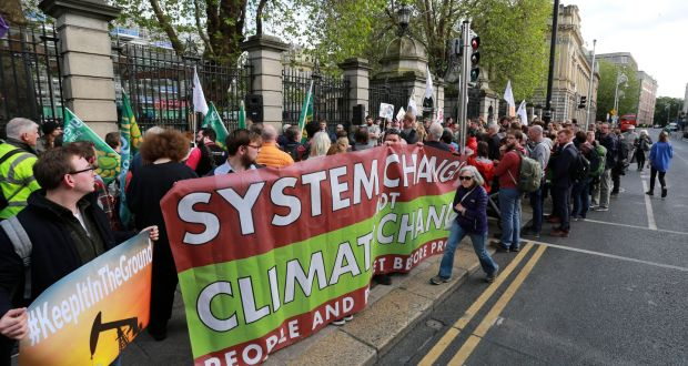 Workers' strike will reveal if firms really care about climate change