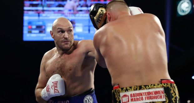 Everlast Tour 2020 Tyson Fury: Deontay Wilder rematch set for February 22nd 2020