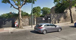 The contentious Kilmainham site is on the corner of Old Kilmainham Road and the South Circular Road. Photograph: Google Street View