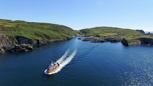 Cape Clear Storytelling Festival is regarded as one of the top three in the world. Photograph: Frank Ó Tornaigh