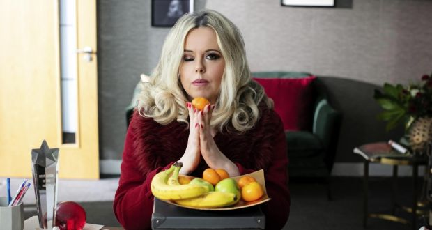 "Roisin Conaty as Marcella in GameFace: ""I think I've got an Irish sensibility for language – I like how people talk."""