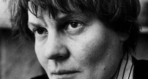 Iris Murdoch: Each of her novels shows us our mundane world in a new, strange and magical light; while the influence of her philosophy is still growing. Photograph:  Hulton Getty