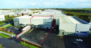 Unit 34B Rosemount Business Park is let to Richard Austin Alloys on a 12-year lease from 2018-