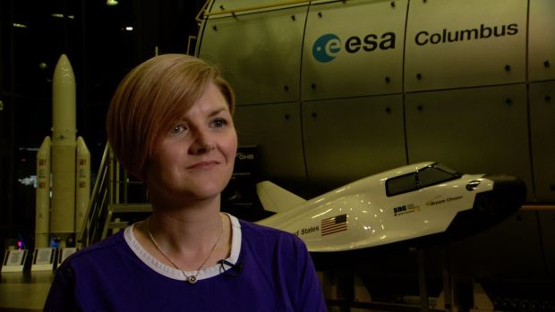 Celebrity Dining: Ruth McAvinia of the European Space Research and Technology Centre in Spéis sa Spás