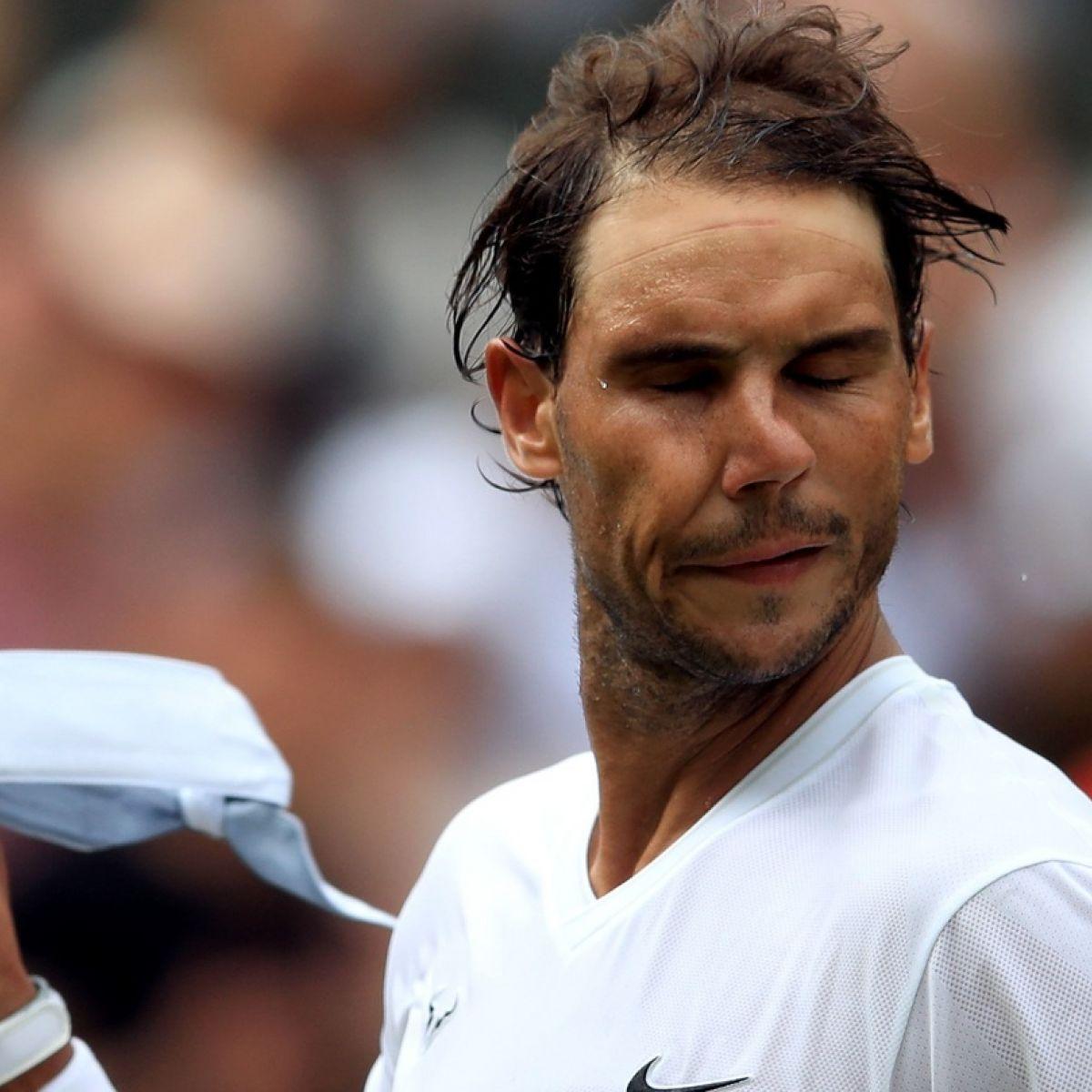 Straight Set Wins For Nadal Federer And Novak Djokovic