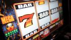 Reforms could lead to a 300-fold increase in the maximum stake allowed for slot machines. File photograph: Jacob Kepler/Bloomberg