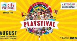 Win a family pass to Playstival and a year's family membership to Airfield Estate.