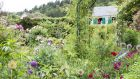 Giverny, France - June 8th, 2017: Claude Monet's garden at Giverny, in the background the house of Monet can be seen. Photograph: Getty Images
