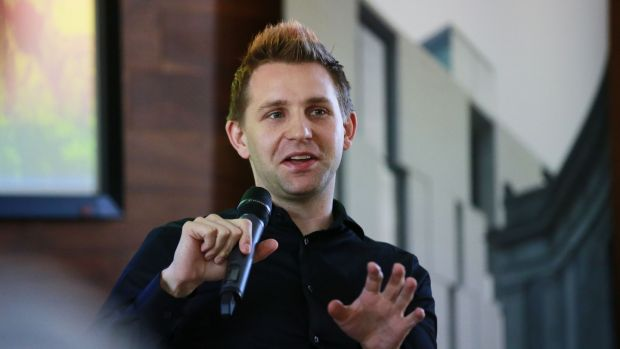Privacy activist Max Schrems. Counsel for Mr Schrems insisted the court force the DPC to make a finding, after six years, on Facebook data transfers.