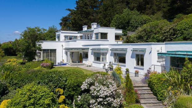 King of the hill on Howth's Somali strip for €4m