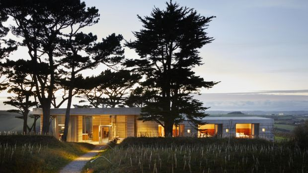 Secular Retreat in Devon by Atelier Peter Zumthor with Mole Architects