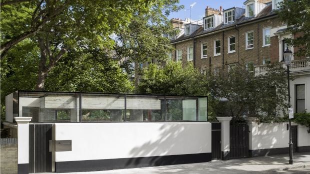 Earl's Court Square by Sophie Hicks Architects