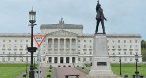 Stormont collapsed in January 2017 when the late Martin McGuinness of Sinn Féin resigned as deputy first minister.