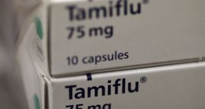 'Stocks of Tamiflu have been tested for viability and have been found to be still viable for possible use in the event of a pandemic,' says HSE. Photograph: Reuters/Ruben Sprich