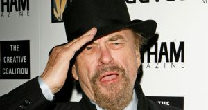 Actor Rip Torn: died aged 88. Photograph: Lucas Jackson/Reuters