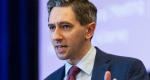New proposals for exclusion zones outside healthcare centres that provide abortion care are expected to be given to the Minister for Health Simon Harris later this week. Photograph: SON Photo