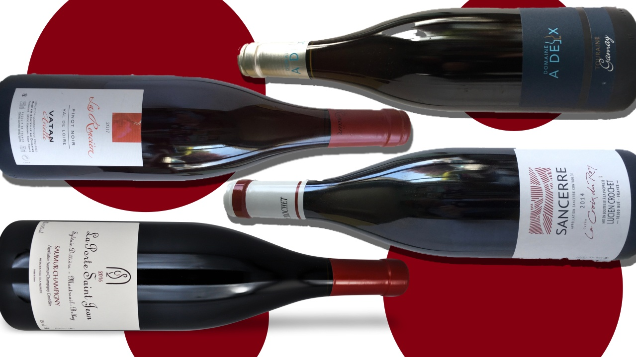 Looking For A Light Red Wine Try These Four From The Loire