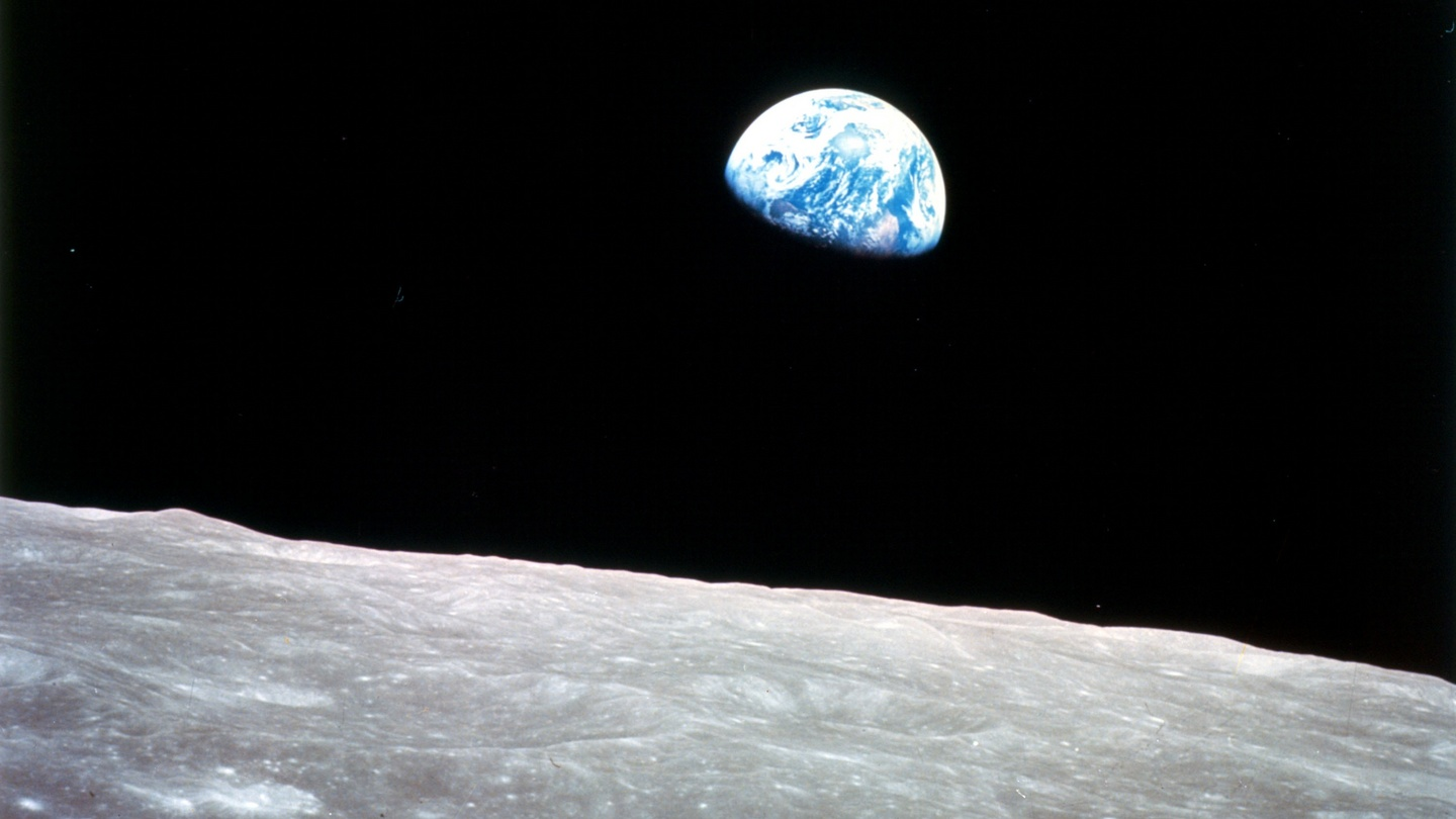 Fintan O'Toole: They went to the moon; we discovered the Earth
