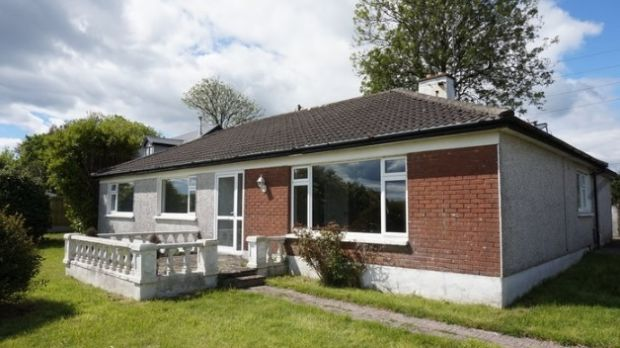Four-bed, 139sq m (1,500sq ft) bungalow with good gardens