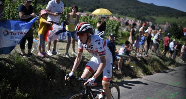 Tour de France: Nicolas Roche and Dan Martin consolidate