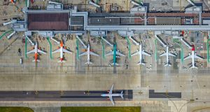 Gatwick Airport pictured from above. File image: Jeffrey Milstein/Gatwick Airport handout/PA Wire