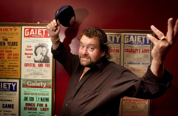 Brendan Grace: The best bits from a life in comedy