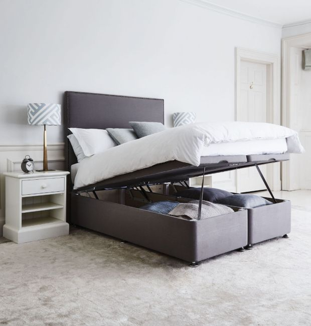 Smart bedding by Willow and Hall.