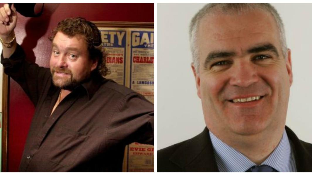Tributes paid in Dáil to 'giants of public life' Brendan Grace, Noel Whelan