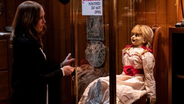 New this week: Vera Farmiga in Annabelle Comes Homes
