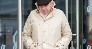Martin Guerin (68) pleaded guilty when he was arraigned at Dublin Circuit Criminal Court. Photograph: Collins Courts