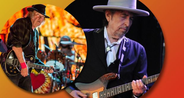 Bob Dylan and Neil Young in Kilkenny: Everything you need to